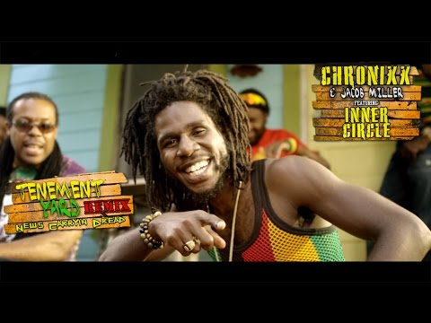 Inner Circle feat. Chronixx & Jacob Miller - Tenement Yard [Movie Version] BUY @ iTunes http://bit.ly/1I4wVsi Video directed by Gil Green & Damian Fyffe Label: Soundbwoy Entertainment https://ww...