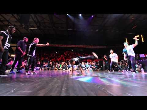 INFAMOUS vs FUSION MCGAMBLERZ Final Burning Floor 2014