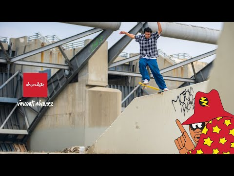 Vincent Alvarez | Fuzzy Vision Commercial | Chocolate Skateboards