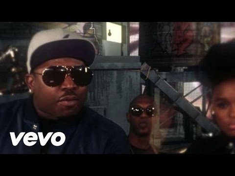 Big Boi feat. Janelle Monae - Be still