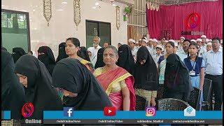 Jaya Bharata Jananiya Tanujate - Karnataka song - Tipu Sultan Jayanti Celebration 2018 - Bhatkal