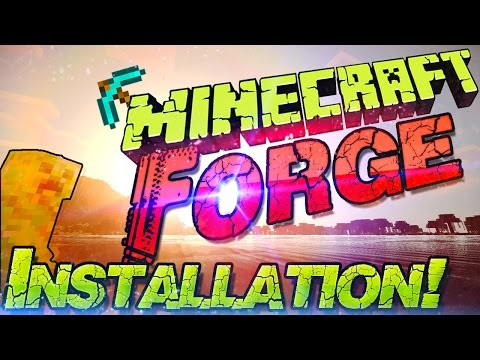 ✰ Minecraft 1.7.10 & 1.7.2 Forge Modloader (FML) Installation! ✰ Windows + Mac   German Deutsch