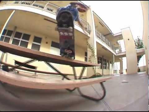 "Lenny Rivas ""Quick Clips"" 2000-2001 SYN Skateboarding Clips"