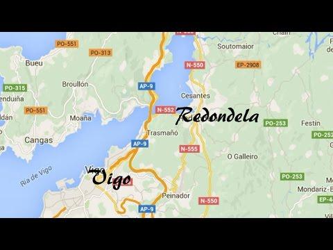 Pueblos de Galicia,. Redondela.- Pontevedra