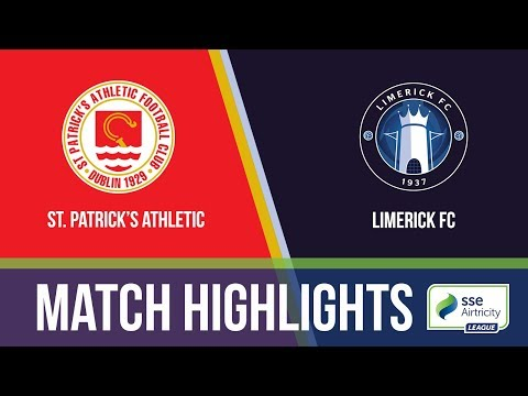 HIGHLIGHTS: St. Patrick's Athletic 1-0 Limerick FC