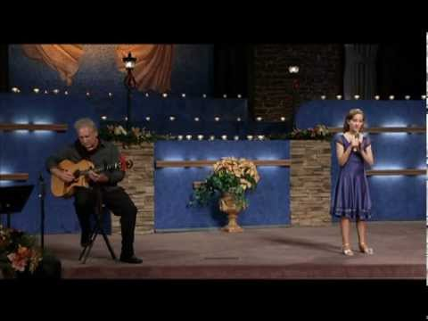 In the Bleak Midwinter - Sacramento Central Church [Sarah Sheridan&Joel Dickerson]