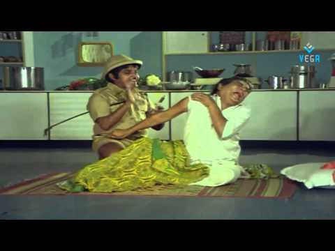 Puli Bebbuli Movie - Allu Ramalingaiah Comedy Scene