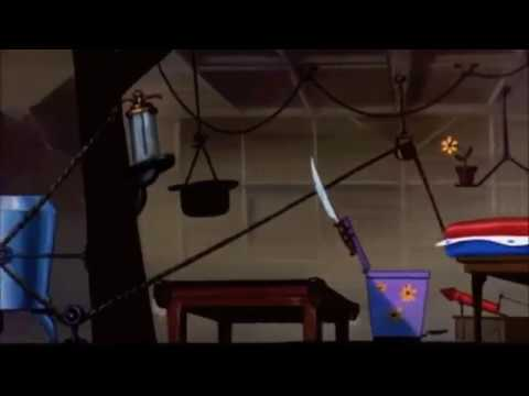 Tom and Jerry - Rube Goldberg Fail