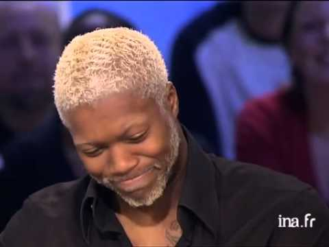 Interview Djibril Cisse - Archive INA