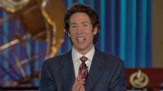 Joel Osteen talks about Living in Favor, Abundance and Joy