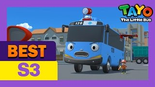 City Heroes, Tayo and Duri l Popular Episode l Tayo the Little Bus l S3 #16