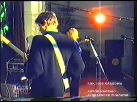 KONCERT ROCKOWY KARGOWA 1998