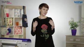 Использование вышивки в изделиях: мастер-класс по шитью
