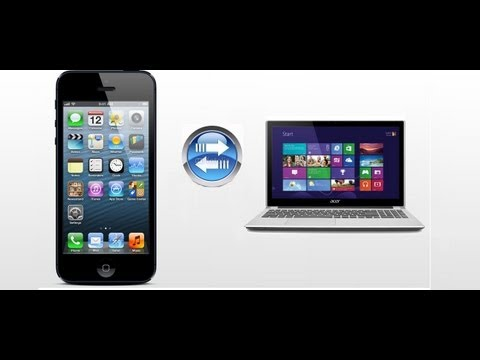how to download music from ipod to itunes windows 8