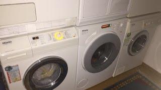 Waschtag Waschmaschine Miele