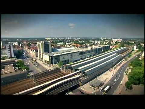 Ice and high speed rail in germany