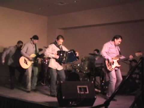 Jaime y Los Chamacos-Mi Musica Favorita-Austin Wholesale Christmas Party 09
