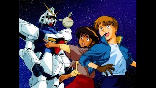 Anime Review feature 2017: Mobile Suit Victory Gundam (1993)