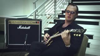 Guitar Center's Blues Masters 2013 with Joe Bonamassa: Marshall DSL40C Demo