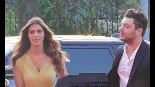 VIDEO Kev Adams et Iris Mittenaere arrivent au Gala du PSG le 15 mai 2018