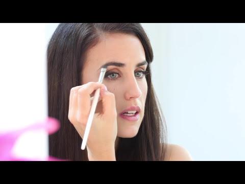 Maquillaje de día ojo rasgado natural