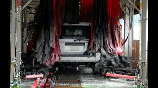 Hệ thống rửa xe oto TỰ ĐỘNG có sạch? Và làm việc như thế nào?