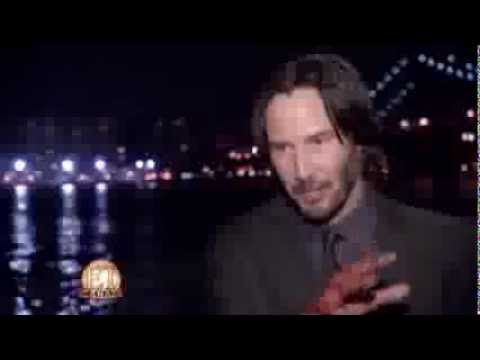 Keanu Reeves - 'John Wick' Set ...