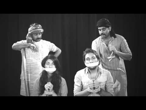 The First Indian Kiss - Short Movie video