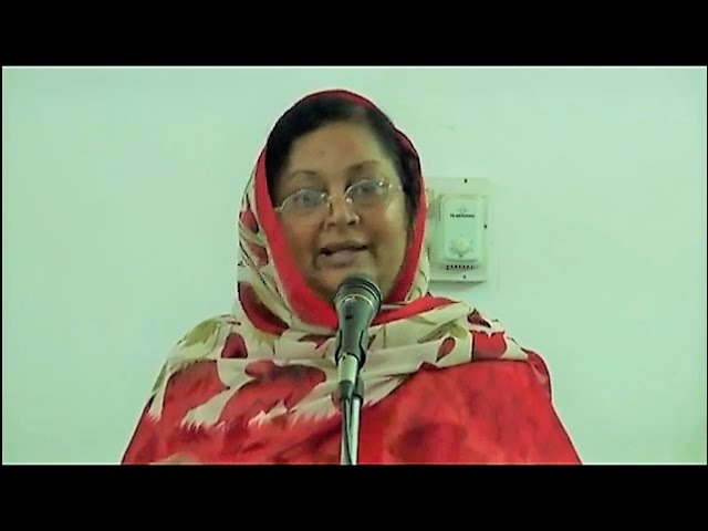 Testimony - Prof. Latha ( A Former Hindu Brahmin) [Malayalam Christian Testimony]