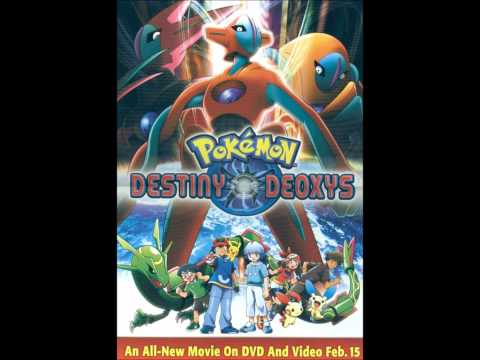 Pokemon: Destiny Deoxys -