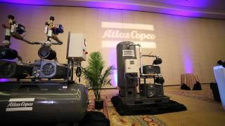 Atlas Copco: Playing With A Full Hand_Las Vegas Expo