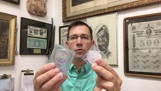 Are Mercanti signed NGC labels on MS70 silver eagles worth buying?