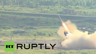 Russia: Military shows off booming firepower at Army-2015 expo