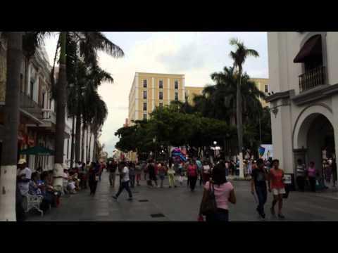 Walking the City of Veracruz