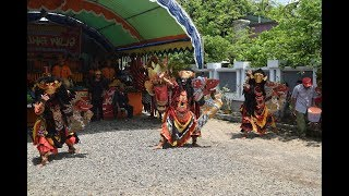 Jaranan Buto Agung Wilis Cluring 2019 Live Trembelang Banyuwangi