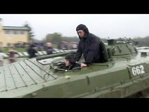Başbakan Yatsenyuk: