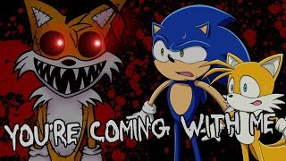Sonic & Tails Read The Tails Doll Creepypasta