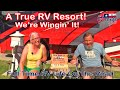 Putting The Resort In RV Resort   Reunion Lake RV Resort