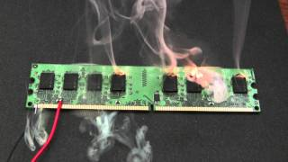 RAM overclocking failure