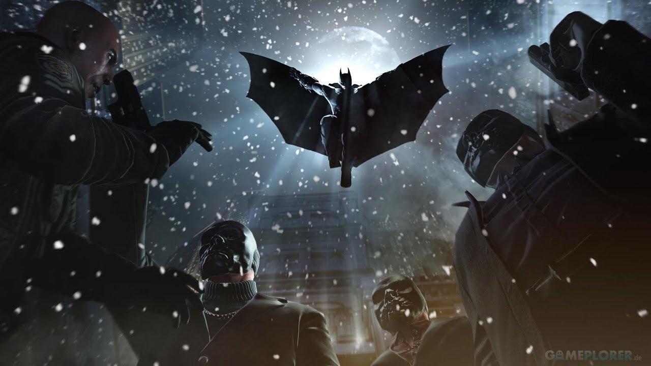 Batman Noel Skin Arkham Origins Batman Arkham Origins All
