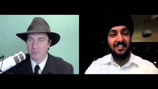 Dev Singh on The Peter Montgomery Show, Episode 45