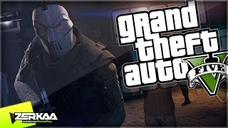 SETTING UP THE HUMANE LABS HEIST (GTA 5 HEISTS) (EXTENDED)