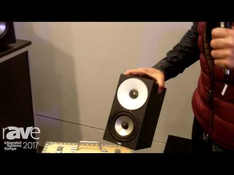 ISE 2017: Amphion Introduces One15 and One18 Studio Monitors