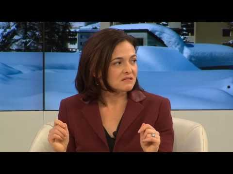 Davos 2014 - Gender Driven Growth