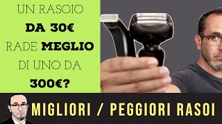 Philips OneBlade contro rasoio Panasonic da 300€