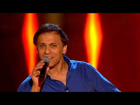 Andrew Marc Performs 'What's Love Got To Do With It' - The Voice UK 2015: Blind Auditions 7 - BBC
