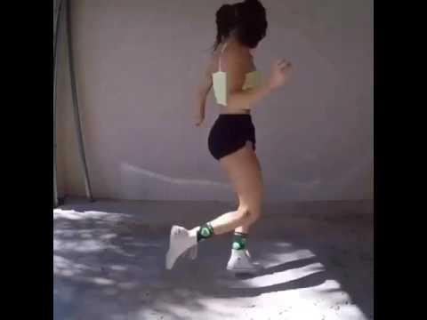 Движение ногами, круто!