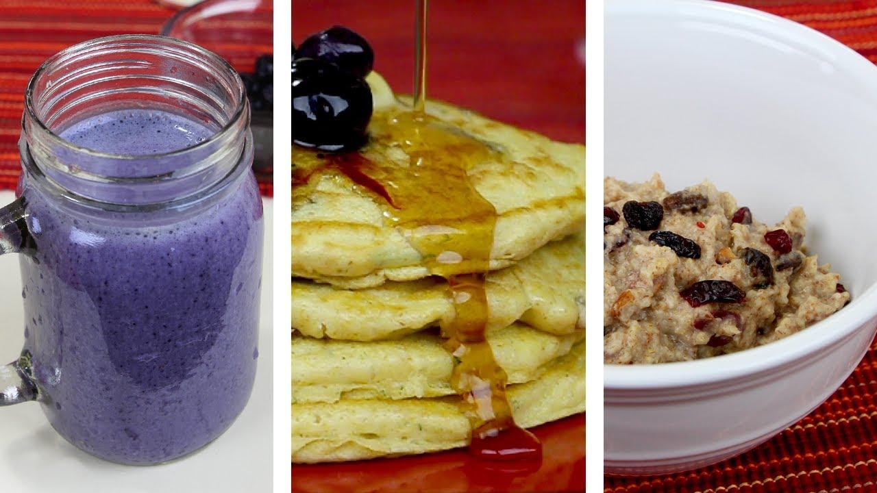 Desayuno Saludable Con Avena 3 Desayunos Con Avena el