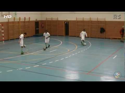 Tecnificación de fútbol en InterSoccer Madrid Academy