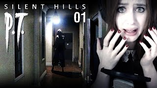Let's Play: Silent Hills P.T [Horror] [FACECAM] #01